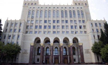 Ramiz Mehdiyev AMEA-da: Ümumi yığıncaq başladı